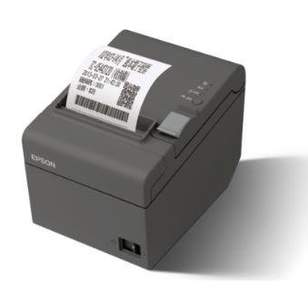 =KM= EPSON TM-T82II(LAN) 新經濟型(網路型)熱感式收據印表機 電子發票機