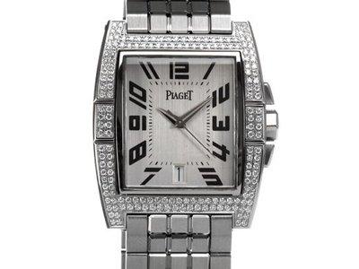 Piaget 伯爵 Upstream 系列不鏽鋼男用腕錶