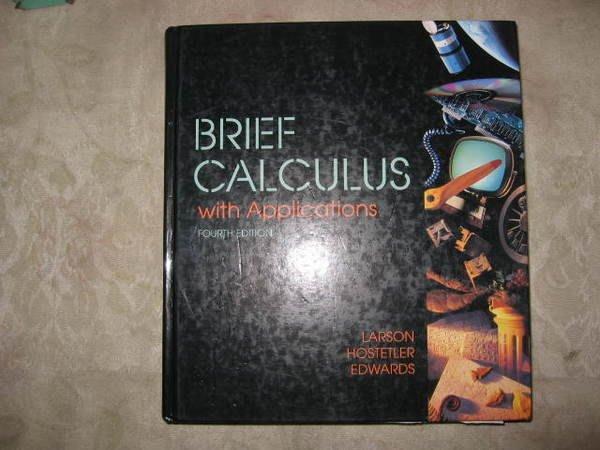 二姑書坊 :    BRIEF   CALCULUS