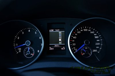 VW福斯 GOLF/PLUS/VARIANT/PASSAT/JETTA/TIGUAN/TOURAN儀表板藍色指針