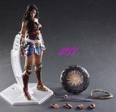 JCT Play Arts改─Play Arts改 DC Wonder Woman 神力女超人328555 818900