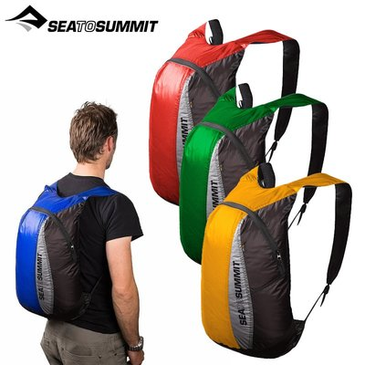 【大山野營】新品特價 澳洲 Sea To Summit STSAUDPACK 20L 輕量日用背包 休閒背包 健行背包