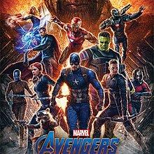 英國進口海報 PP34514 (復仇者聯盟 終局之戰 Avengers Endgame)