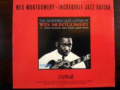 Wes Montgomery ~ Full House 等二張專輯。