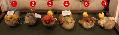 (台中 可愛小舖)可愛動物鄉村風小鳥造型擺飾裝飾事件美觀裝潢佈置黃色藍色紅色綠色咖啡色白色居家餐廳寵物店動物園櫃台辦公室