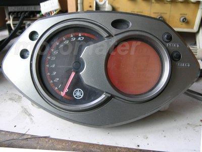 二代勁戰 125 液晶螢幕淡化維修(大明 機車液晶儀表板專業維修廠)