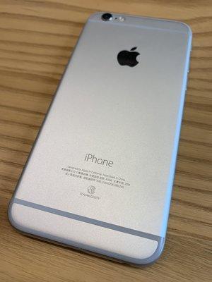 (二手有盒) iPhone 6 銀色 64G 新竹市
