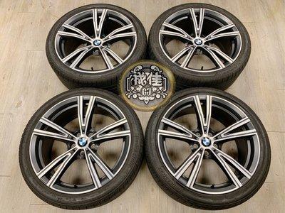 BMW G20 G21 正原廠793i Individual  19吋前後配鋁圈含胎