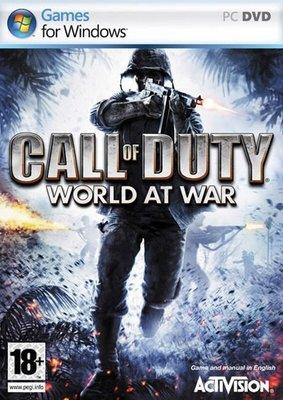 【傳說企業社】PCGAME-Call of Duty: World at War 決勝時刻5:世界戰爭(英文版)