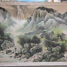 『府城畫廊-手繪國畫』山水畫-左流-135x270-(可加框)-歡迎查看關於我來聯繫-