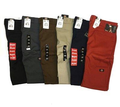 【FANCY】美國 DICKIES WP801 801 Skinny 窄版 經典 工作長褲【WP801】6色
