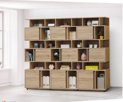 【浪漫滿屋家具】(Gp)549-8 莫蘭迪多功能櫃