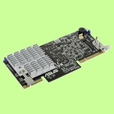 5Cgo【權宇】ASUS華碩PIKE 2208 1GB SATA SAS RAID 0/1/10/5/6/50/6/60