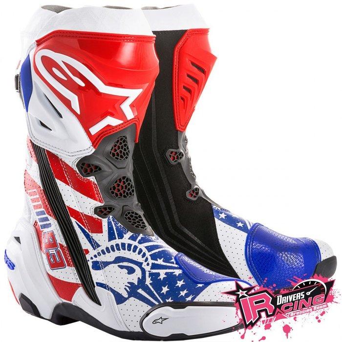 ♚賽車手的試衣間♚ Alpinestars® SUPERTECH-R Marquez Austin 打洞 賽車靴
