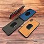 小胖 iPhone X 簡約冷淡風吸盤支架麻布紋全...