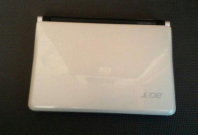 $$【故障筆電】Acer Aspire One (KAV10)『白色』$$