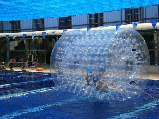 充氣 水上滾筒 充氣 碰碰球 充氣球 游泳圈 游泳池 趣味活動 頂級材質 訂做各式陸上水上充氣產品(廣育充氣塑膠)