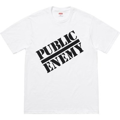 xsPC supreme undercover public enemy tee