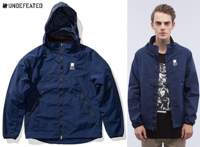 【超搶手】全新正品最新 Undefeated TG Running Shell Jacket 收納帽外套S M L XL