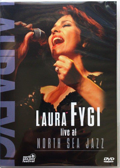 DVD/ Laura Fygi - Live At North Sea Jazz 二手 環球音樂