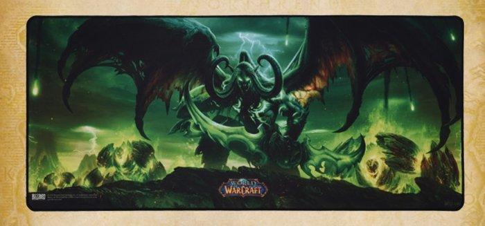 【丹】TB_World of Warcraft 魔獸世界 伊利丹 死亡之翼 滑鼠墊 單一價