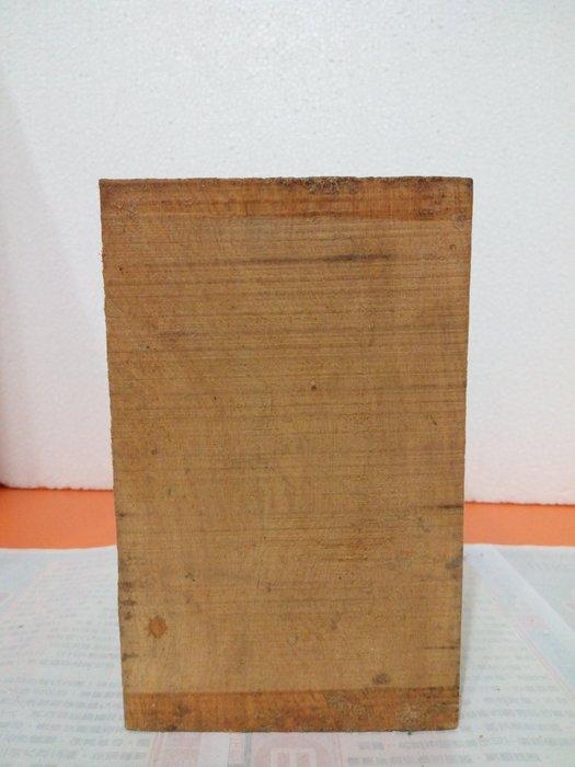 【九龍藝品】檜木 ~ 4寸角,長約19.5cm (6) 可各種運用