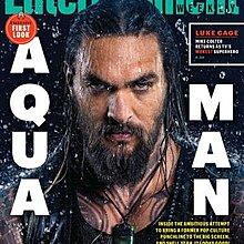 【布魯樂】《代訂中》[美版雜誌] ENTERTAINMENT WEEKLY電影雜誌《水行俠-傑森·摩莫亞》Aquaman