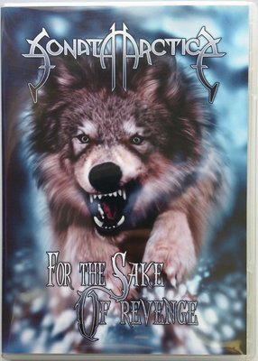 DVD/ Sonata Arctica - For The Sake Of Revenge 二手 馬雅音樂