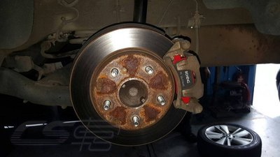JK Racing精品 LUXGEN S5 BOHENG 紅盒 後來令片
