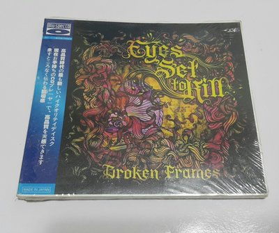 【音爆】 Eyes  Set To Kill – Broken Frames  CD  Blu-specCD