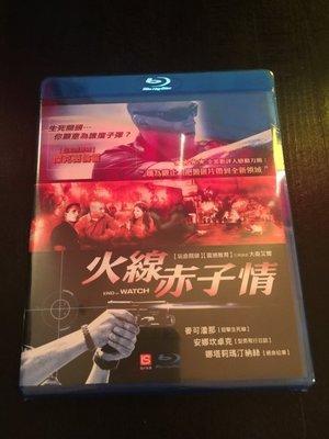 (全新未拆封)火線赤子情 End Of Watch 藍光BD(龍祥公司貨)