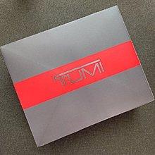 正品新款原廠 TUMI/途米 JK380 專櫃全套包裝 禮盒 手提袋 防塵袋 三件套