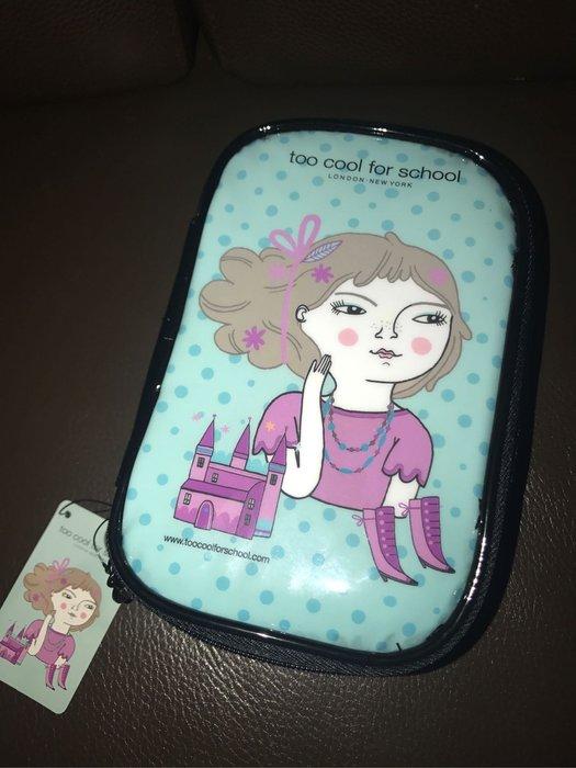 韓國帶回超可愛化妝包
