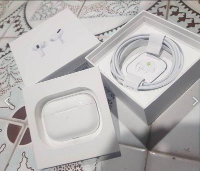 福利品如新台灣公司貨 apple airpods pro 無線耳機 a2083 a2084 a2190