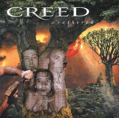 《絕版專賣》Creed 主義合唱團 / Weathered 破浪而出 (2CD)