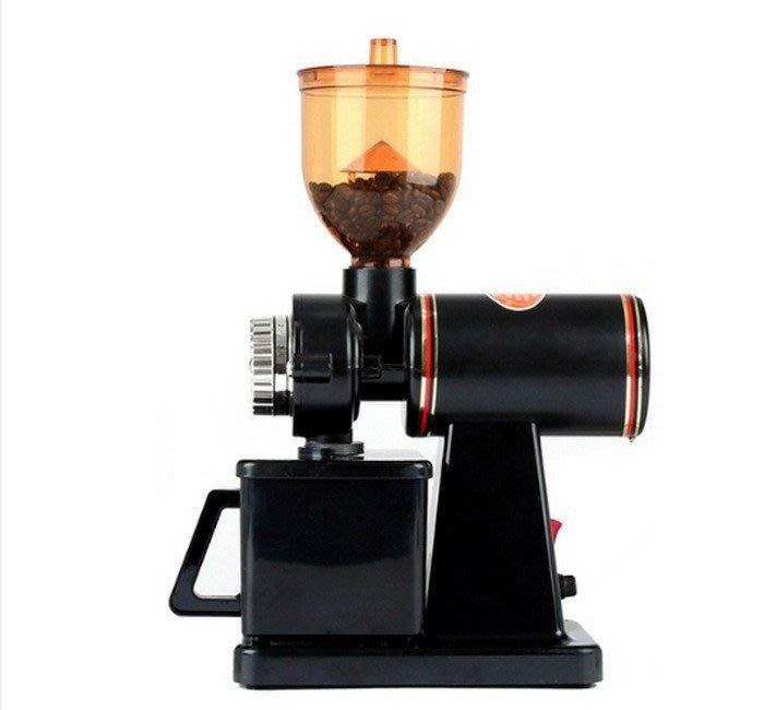 【超值促銷免運】鬼齒刀盤~楊家飛馬牌610N半磅咖啡電動磨豆機!抗UV材質!原廠保固一年(附發票)!營業用