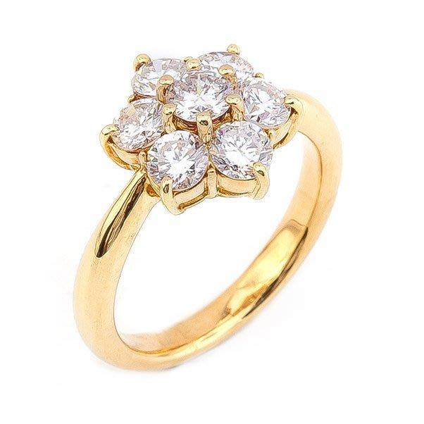 【JHT 金宏總珠寶/GIA鑽石專賣】1.50ct天然鑽石戒指/材質:18K(JB14-D08)