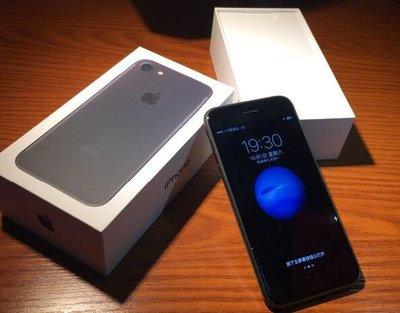Iphone7 128Gb 亮黑,有齊一套完整配件