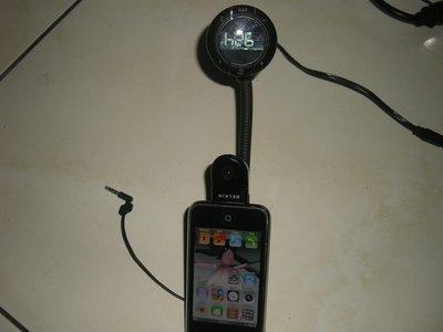 {濤晶茗緣}BelkiniPhone車用套件TuneBase FM及TuneBase Direct