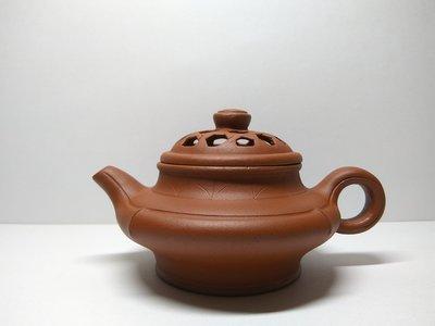 雅品壺~早期收藏紫砂壺出清~早期紅泥壺#趙麗華#A219