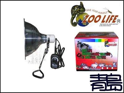 PU。。。青島水族。。。1-14台灣ZOO LIFE---保溫燈罩L+紅外線陶瓷加溫器250W可調溫