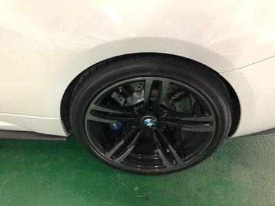DJD19062916 BMW F87 M2 類M版五幅雙色式樣 19吋鋁圈 依當月/版本報價