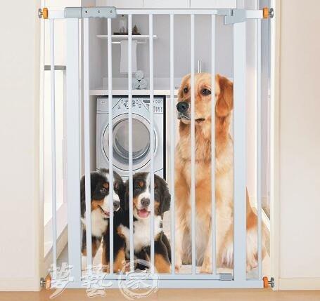 寵物圍欄 寵物圍欄狗狗門欄隔離欄桿大型犬金毛泰迪小型犬狗柵欄室內防護欄