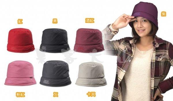 【大山野營】Snow Travel 美國Primaloft科技棉 漁夫雙面帽 漁夫帽 保暖帽 AR-58