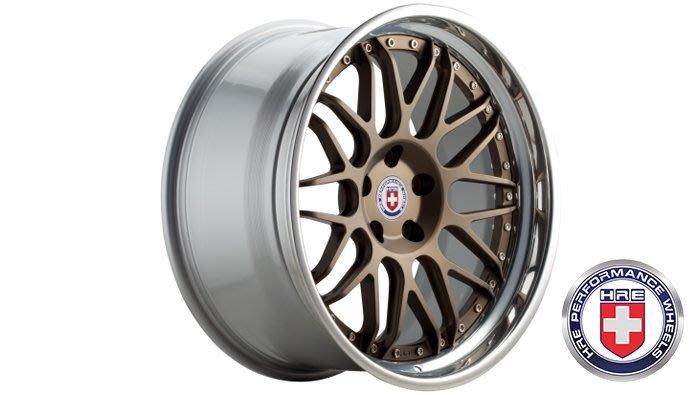 【樂駒】HRE 美國 改裝 輪框 鋁圈 套件 精品 三片式 Series C1 C100 18吋 19吋 20吋
