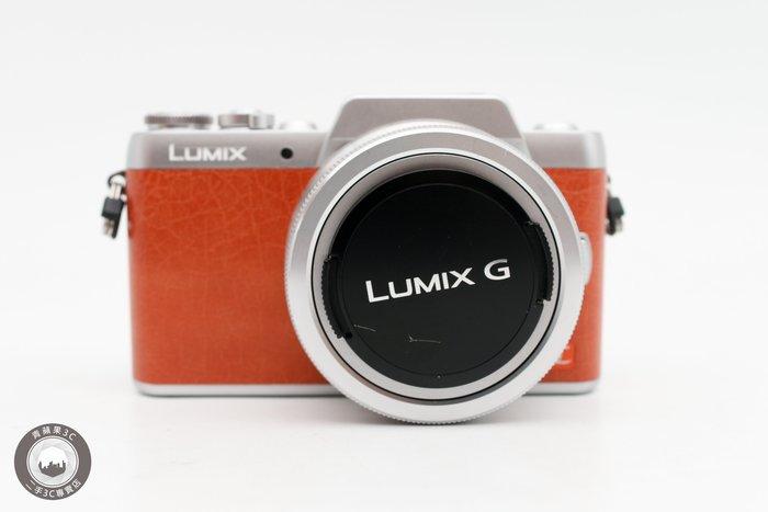 【台南橙市3C】Panasonic Lumix DMC-GF8+12-32mm F3.5-5.6 二手單眼#30302