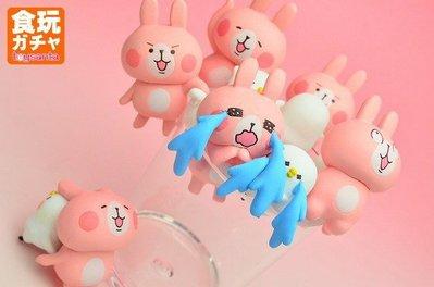 【一手動漫】日本正版 代理 盒玩 卡娜赫拉 小兔兔杯緣子 公仔 杯緣的卡娜赫拉的小動物2  P助&兔兔 2代 全6種