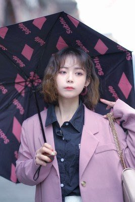 Subtle晴雨兩用傘19年最新款~573系列.櫻花粉限定版 附同花色防水傘袋