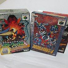 【絕版王】N64 任天堂 Nintendo 64 機器人大戰 星戰火狐 配件手把 馬利歐系列 惡魔城【免運蒐藏品】