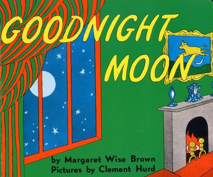 *小貝比的家*GOODNIGHT MOON (月亮,晚安)【92】/平裝/3~6歲//中秋節